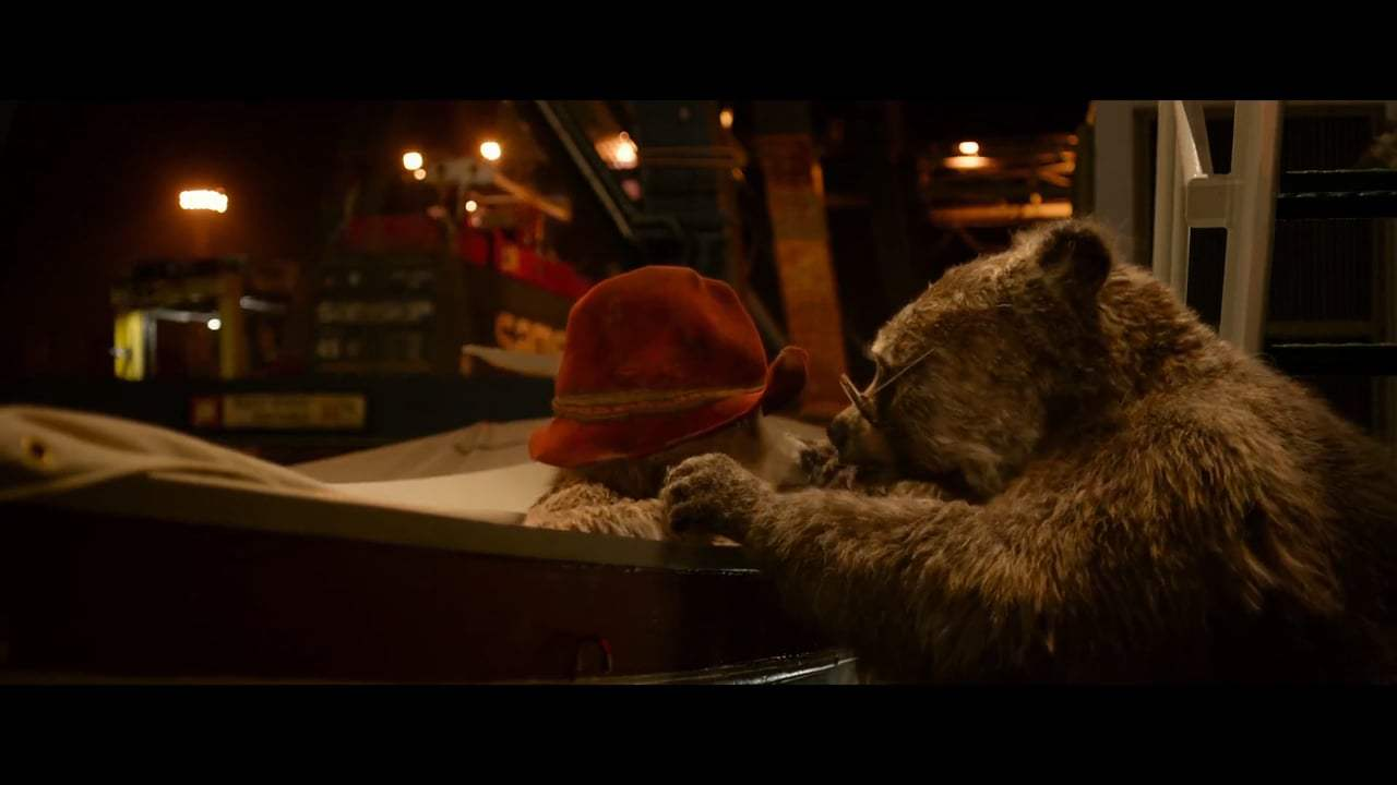 Paddington 2 Featurette - A Guide to Being a Good Bear (2018) Screen Capture #1
