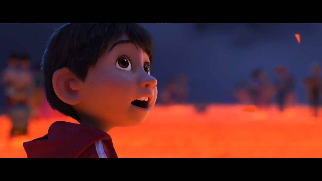 Coco (2017) - Land of the Dead Screen Capture #1