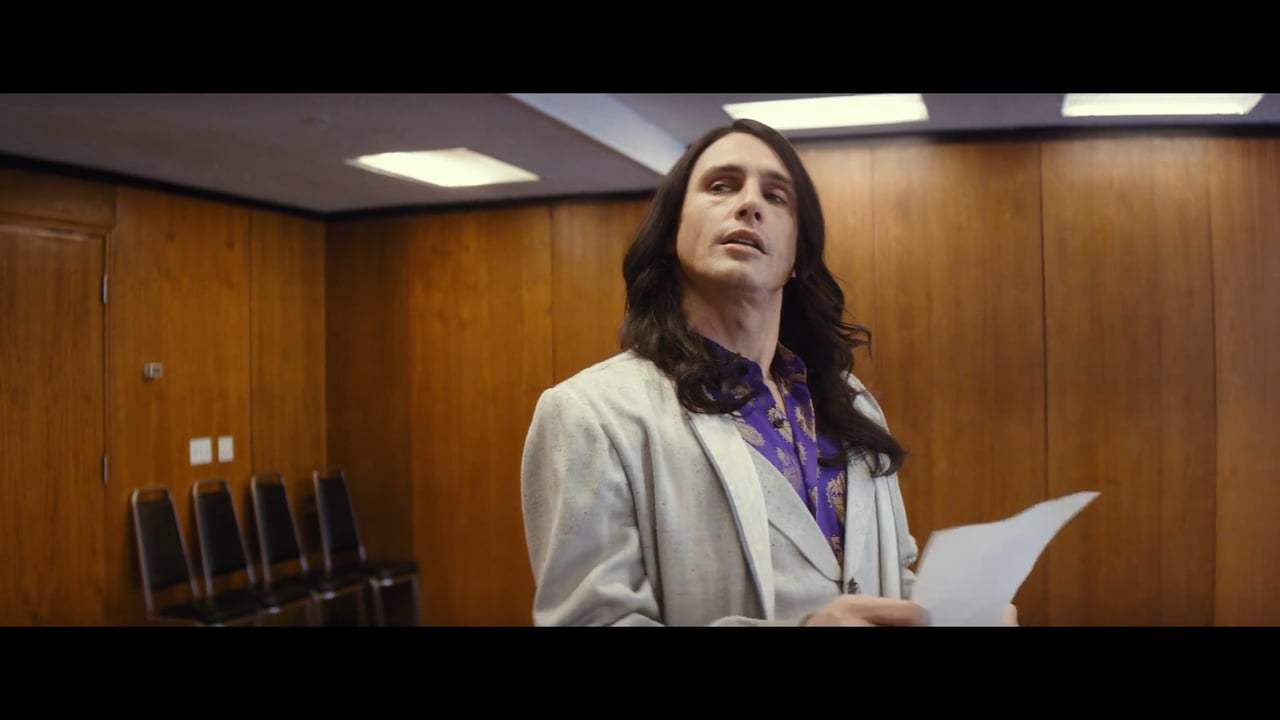 The Disaster Artist Theatrical Trailer (2017) Screen Capture #4