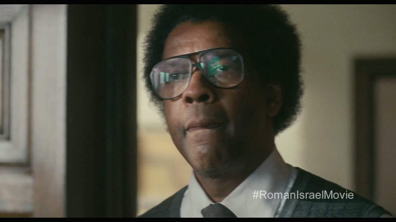 Roman J Israel, Esq. (2017) - Hope Don't Get the Job Done Screen Capture #2