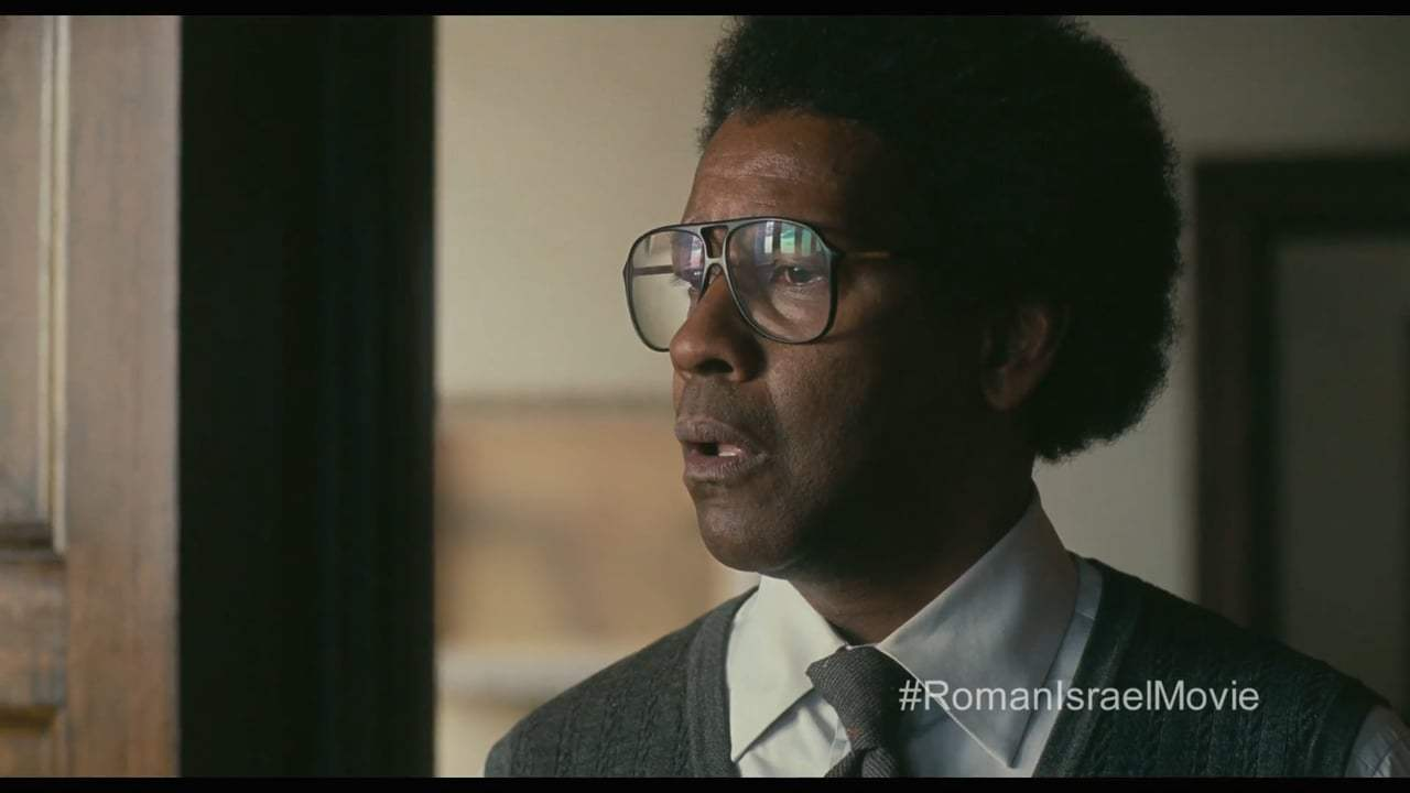Roman J Israel, Esq. (2017) - Hope Don't Get the Job Done Screen Capture #3