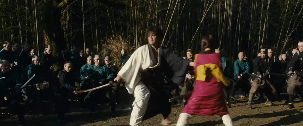 Blade of the Immortal (2017) - Brawl Screen Capture #1