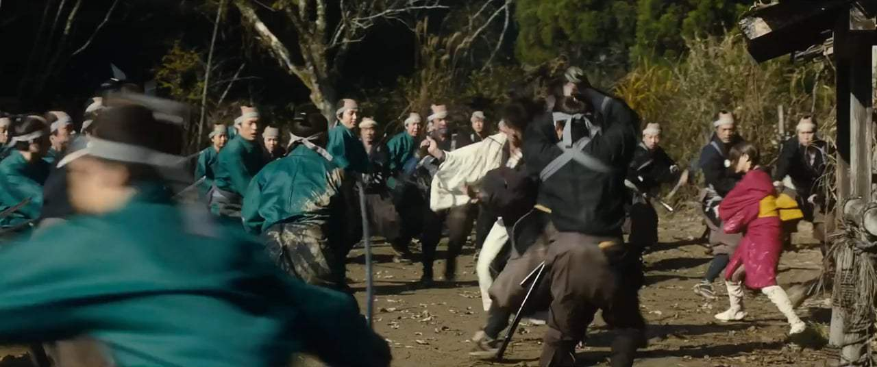 Blade of the Immortal (2017) - Brawl Screen Capture #2