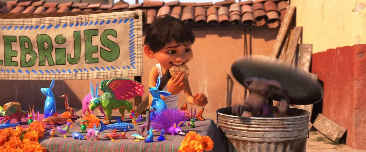 Coco Feature Trailer (2017) Screen Capture #2