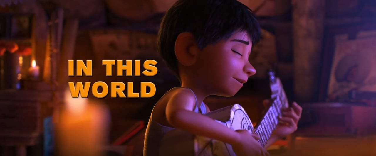 Coco Feature Trailer (2017) Screen Capture #3