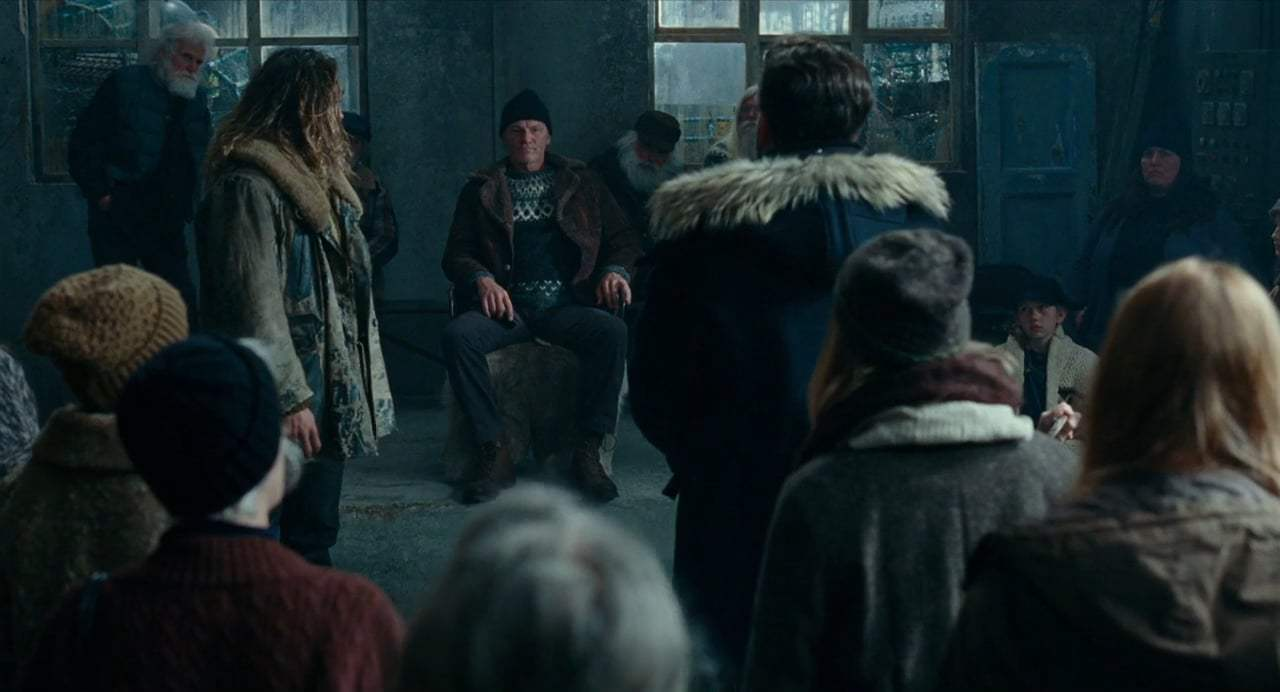 Justice League (2017) - I'm Building an Alliance Screen Capture #1