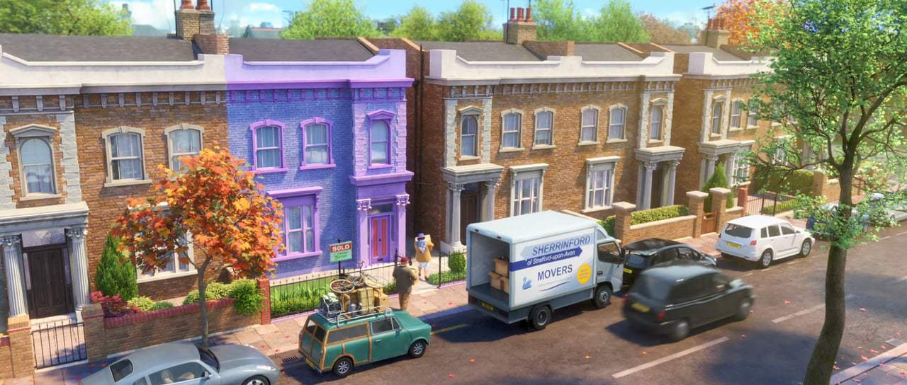 Sherlock Gnomes Trailer (2018) Screen Capture #1