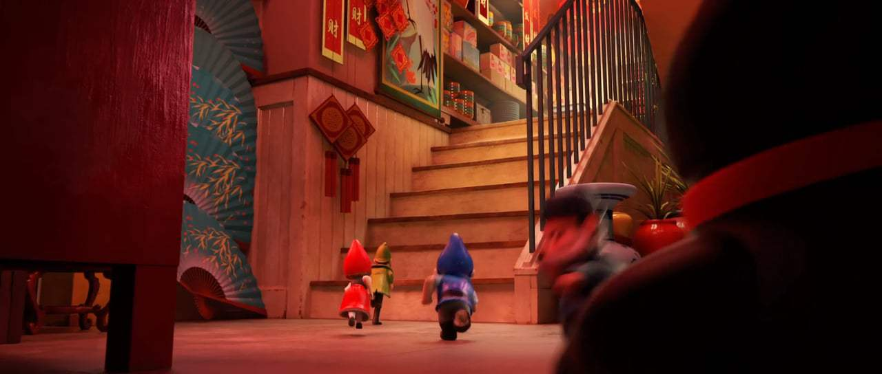 Sherlock Gnomes Trailer (2018) Screen Capture #3