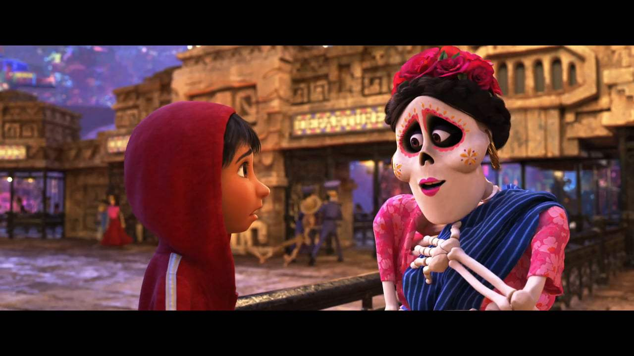 Coco (2017) - Anything to Declare? Screen Capture #3