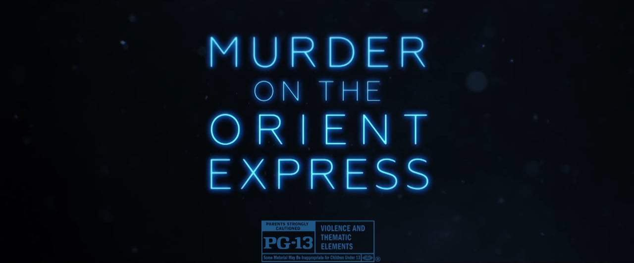 Murder on the Orient Express TV Spot - Stranded (2017) Screen Capture #4