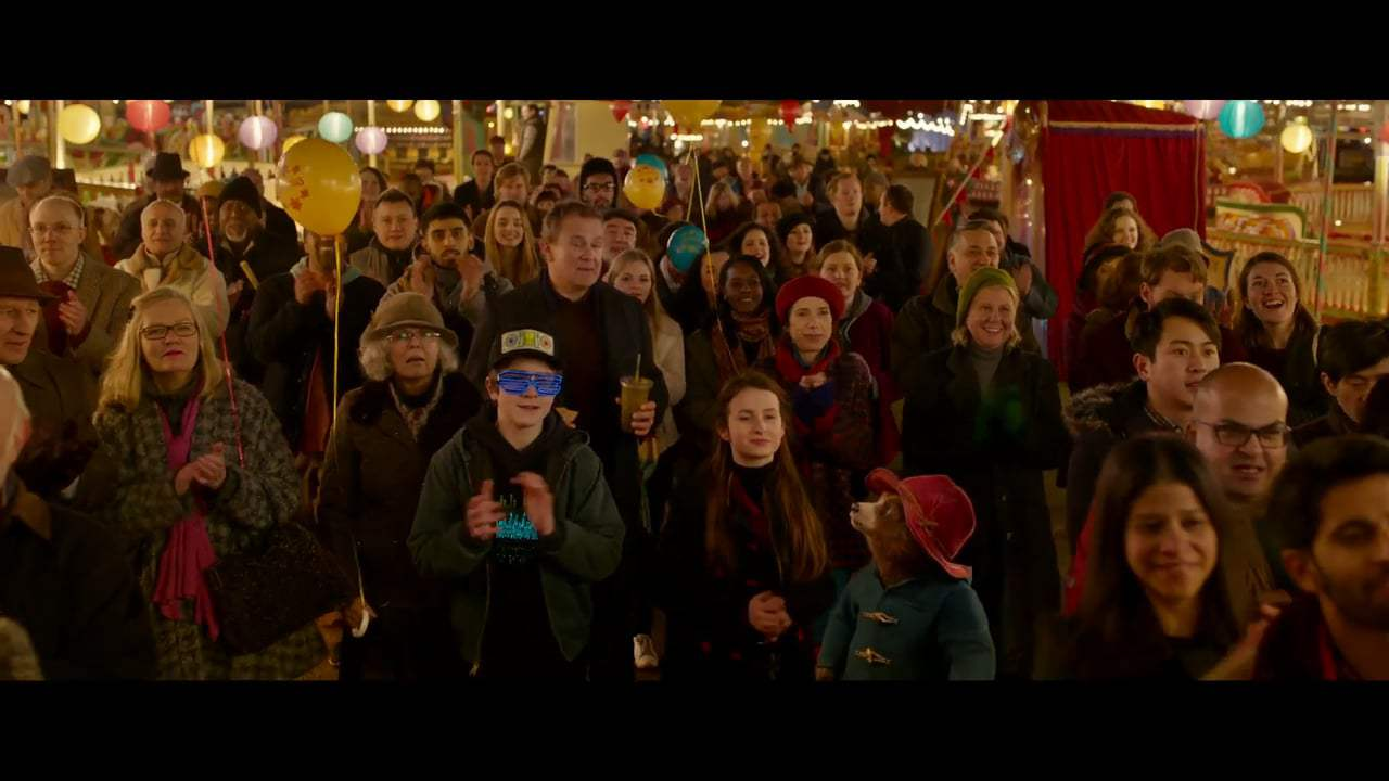Paddington 2 Fairground (2018) Screen Capture #1