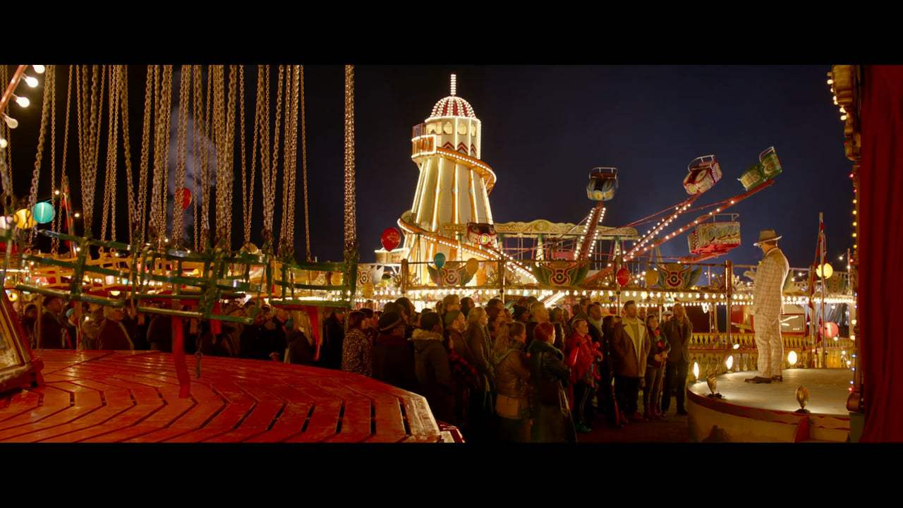 Paddington 2 Fairground (2018) Screen Capture #2