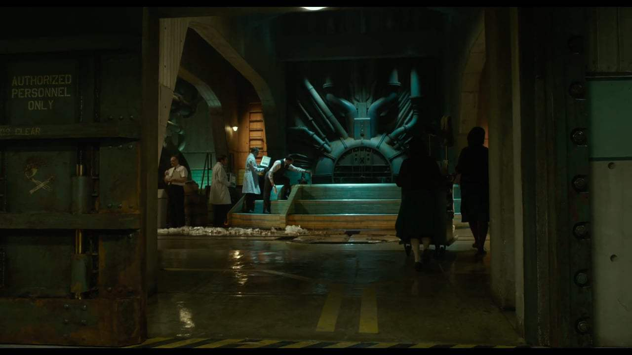 The Shape of Water Feature Red Band Trailer (2017) Screen Capture #1