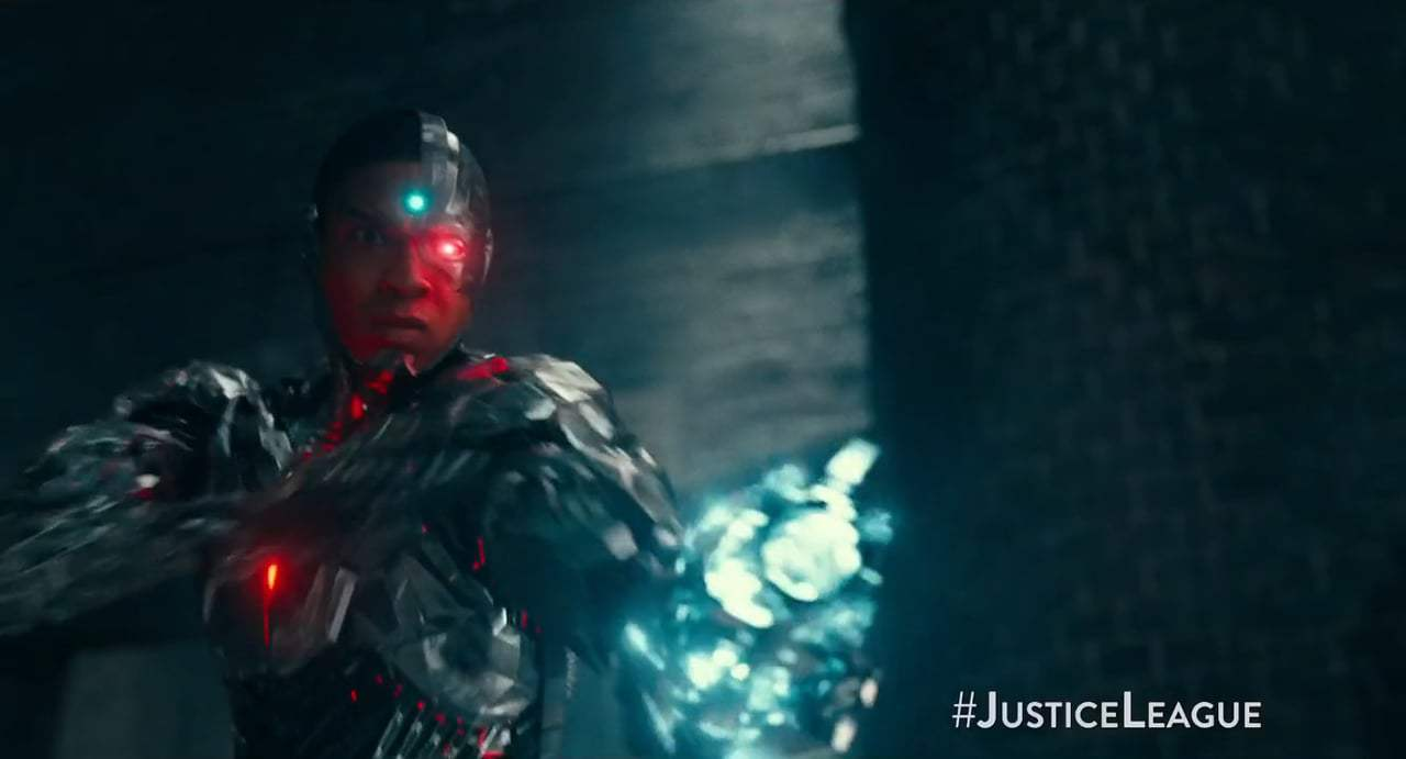 Justice League TV Spot - Skills (2017) Screen Capture #1