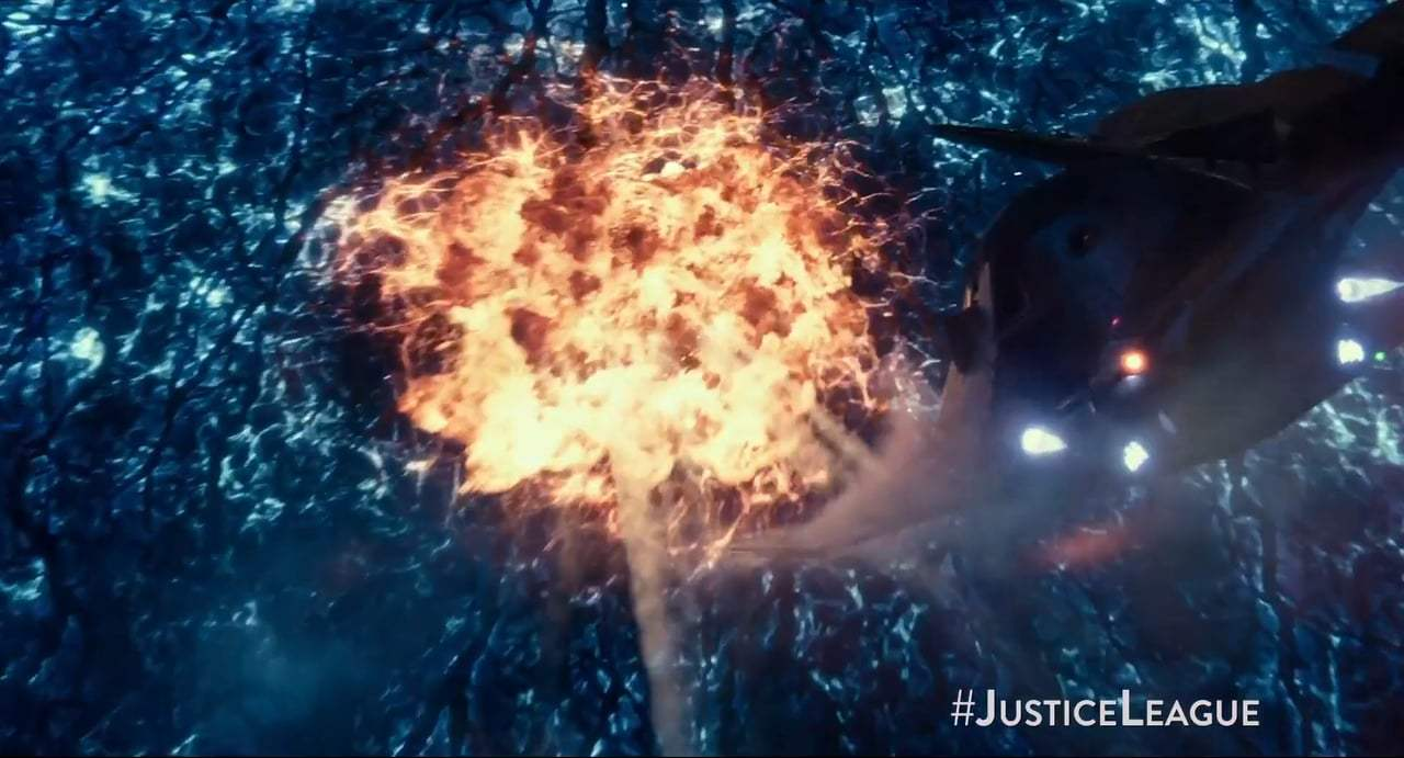 Justice League TV Spot - Skills (2017) Screen Capture #2