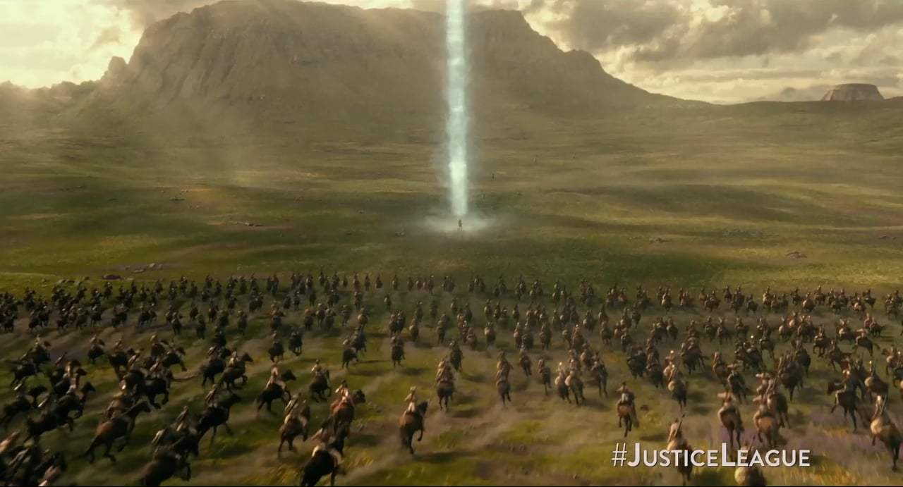 Justice League TV Spot - Skills (2017) Screen Capture #3