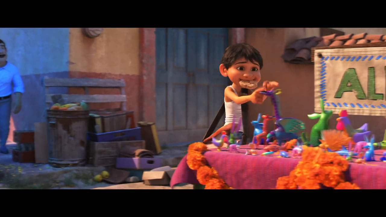 Coco (2017) - Not Like the Rest Screen Capture #3