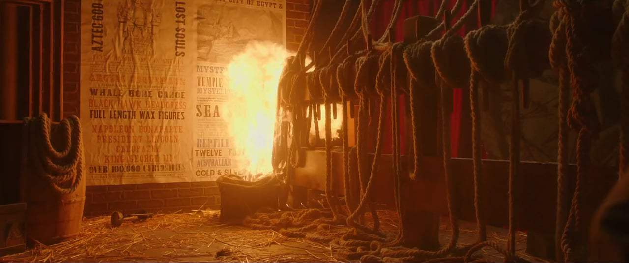 The Greatest Showman Feature Trailer (2017) Screen Capture #3