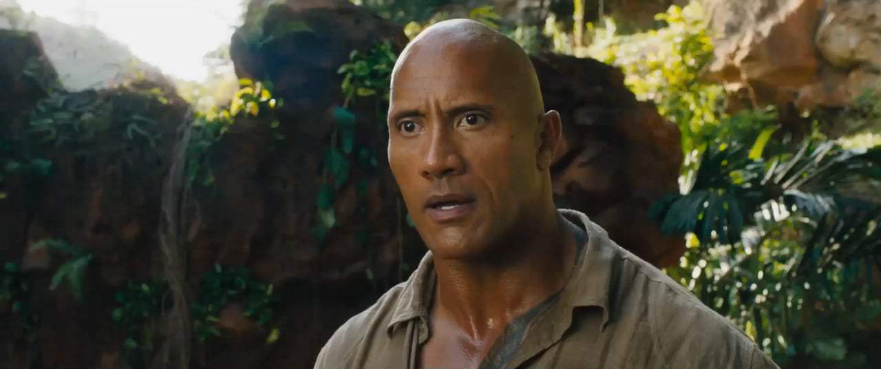 Jumanji: Welcome to the Jungle Feature International Trailer (2017) Screen Capture #4