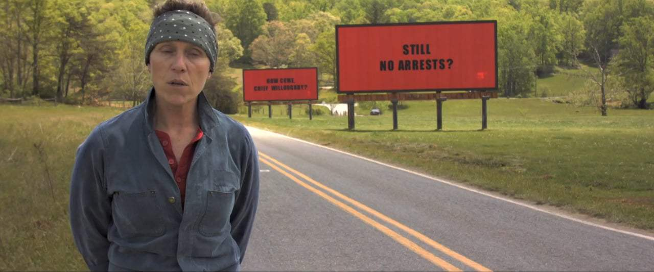 Three Billboards Outside Ebbing, Missouri TV Spot - A Renegade Masterpiece (2017) Screen Capture #2