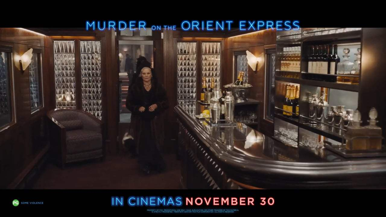Murder on the Orient Express Featurette - The Author (2017) Screen Capture #3