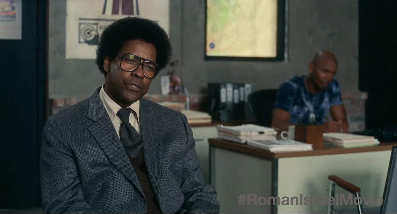 Roman J Israel, Esq. (2017) - Back to My Roots Screen Capture #3