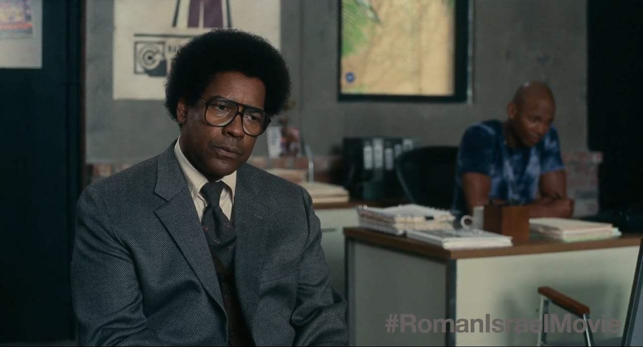 Roman J Israel, Esq. (2017) - Back to My Roots Screen Capture #4