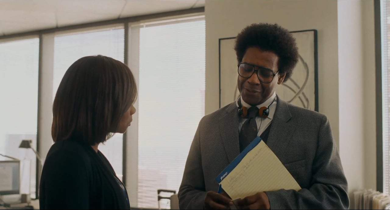 Roman J Israel, Esq. (2017) - Featurette - On the Stand Screen Capture #2