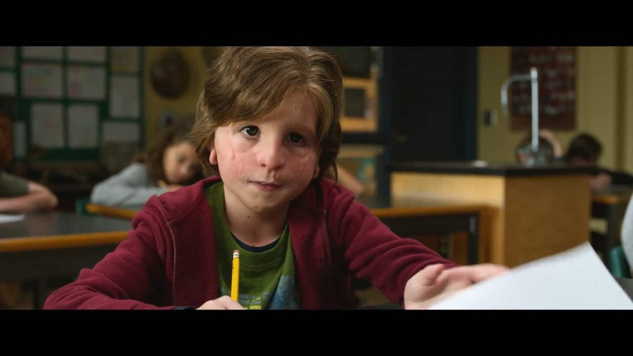 Wonder Featurette - Auggie (2017) Screen Capture #2