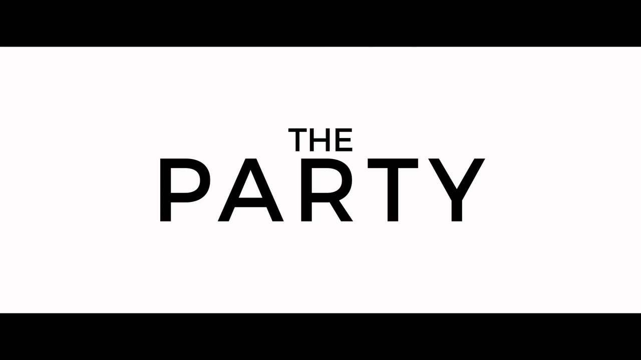 The Party Theatrical Trailer (2017) Screen Capture #4