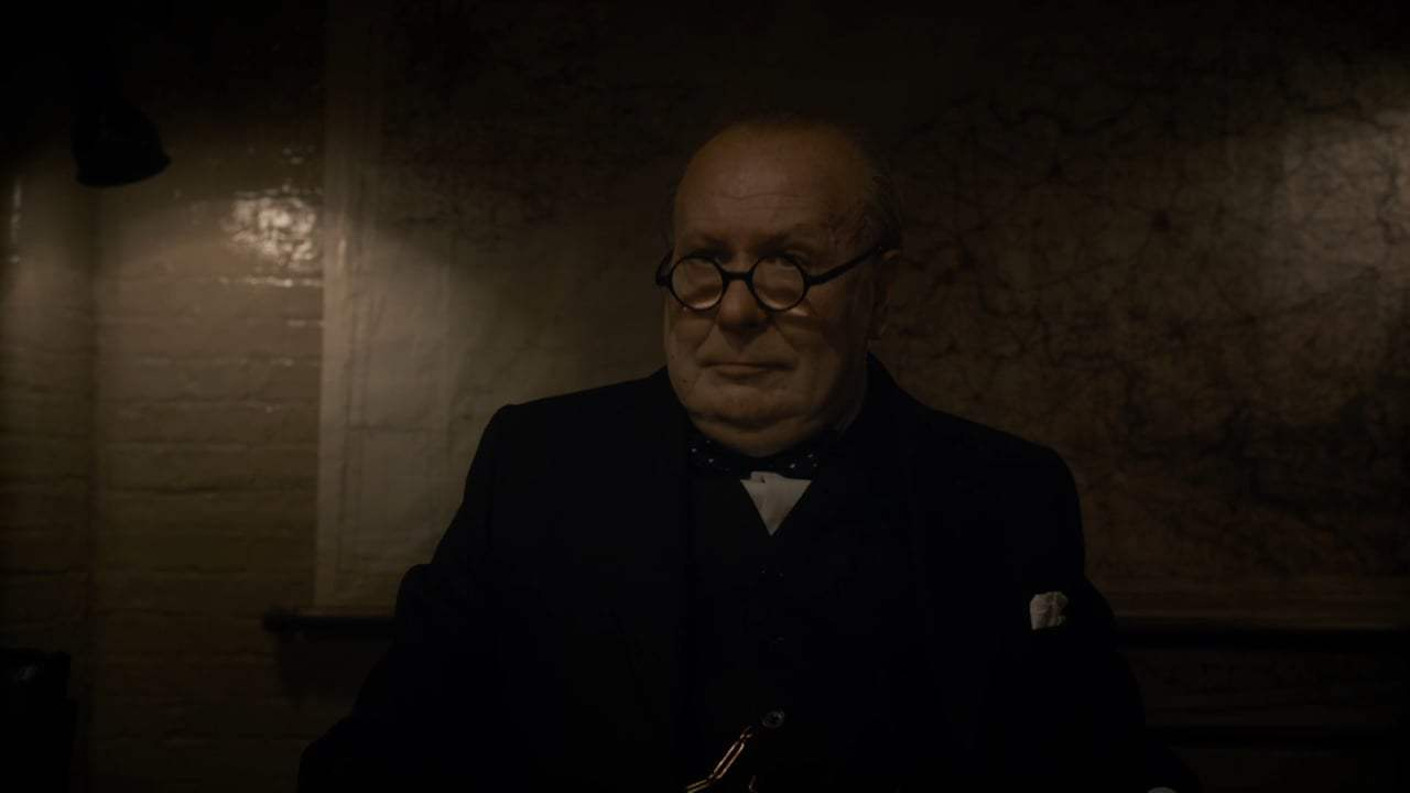 Darkest Hour (2017) - You Cannot Reason With a Tiger Screen Capture #3