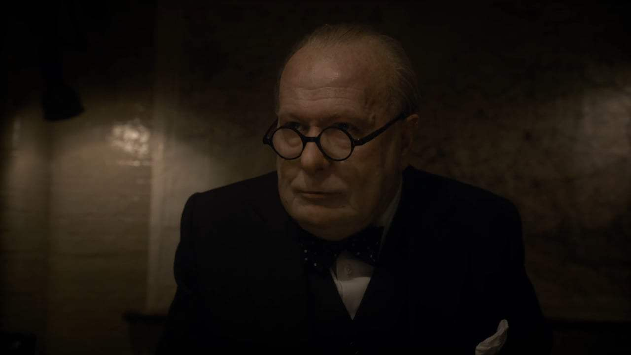 Darkest Hour (2017) - You Cannot Reason With a Tiger Screen Capture #4