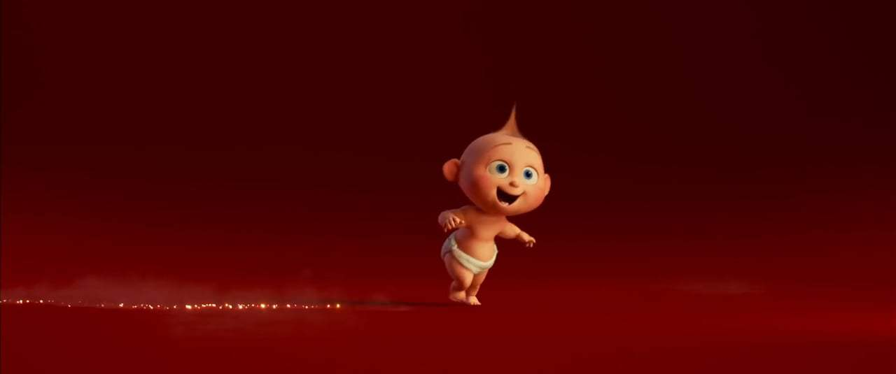 The Incredibles 2 Teaser Trailer (2018) Screen Capture #2