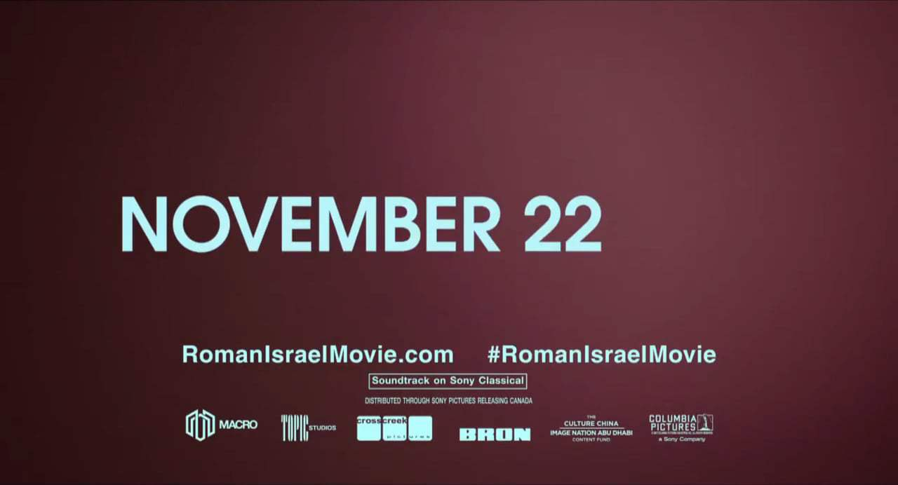 Roman J Israel, Esq. TV Spot - Riveting (2017) Screen Capture #4