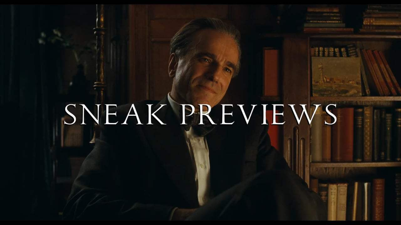 Phantom Thread TV Spot - Sneak Preview (2017) Screen Capture #3