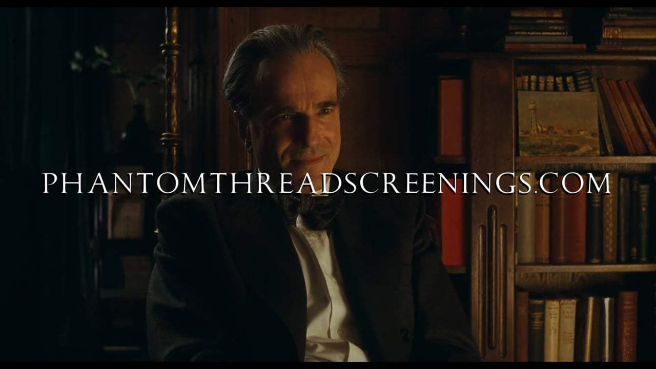 Phantom Thread TV Spot - Sneak Preview (2017) Screen Capture #4