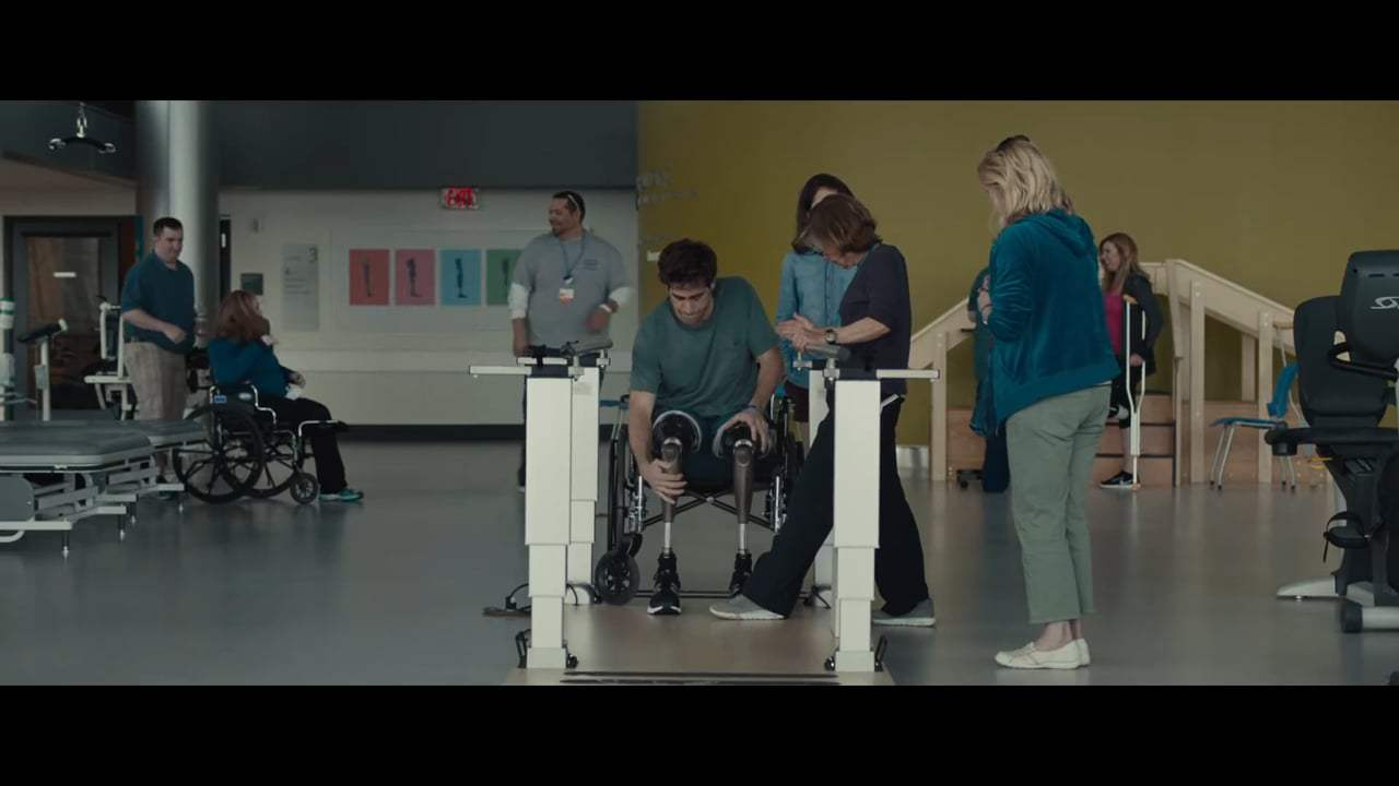 Stronger (2017) - Feel Good Screen Capture #1