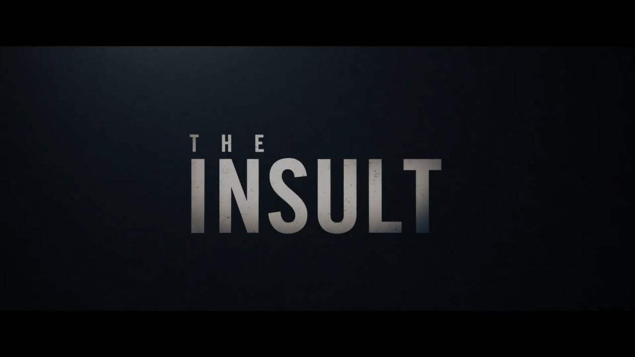 The Insult Trailer (2017) Screen Capture #4