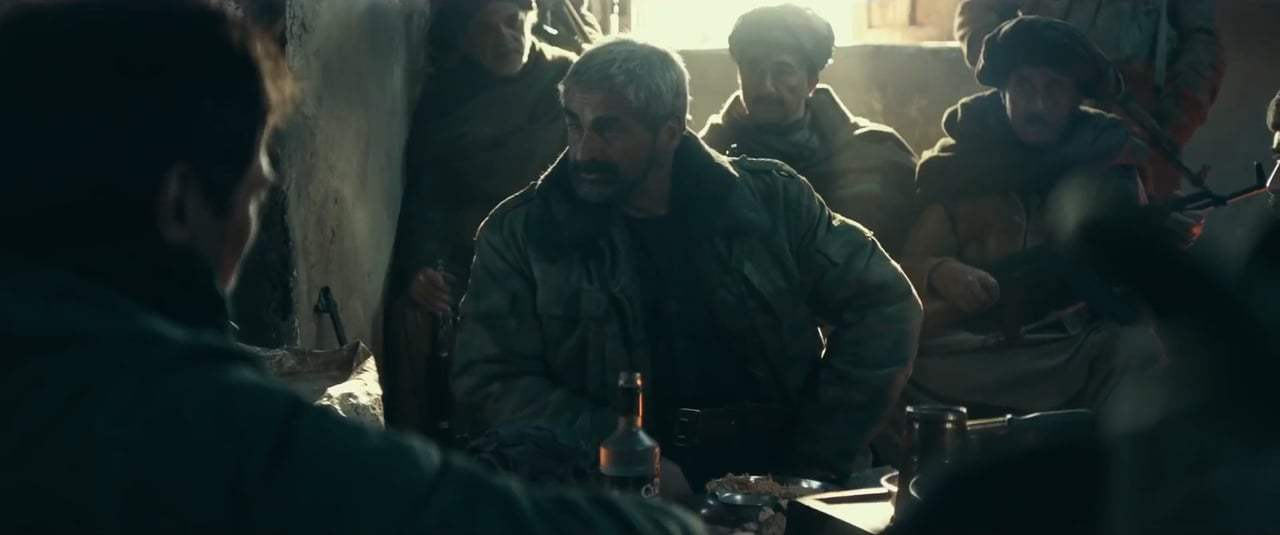 12 Strong Feature Trailer (2018) Screen Capture #2