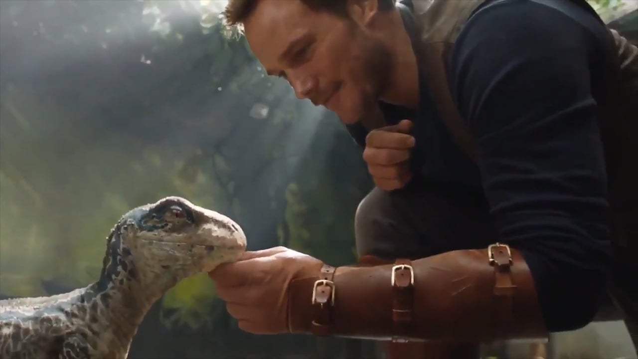 Jurassic World: Fallen Kingdom Tease (2018) Screen Capture #2