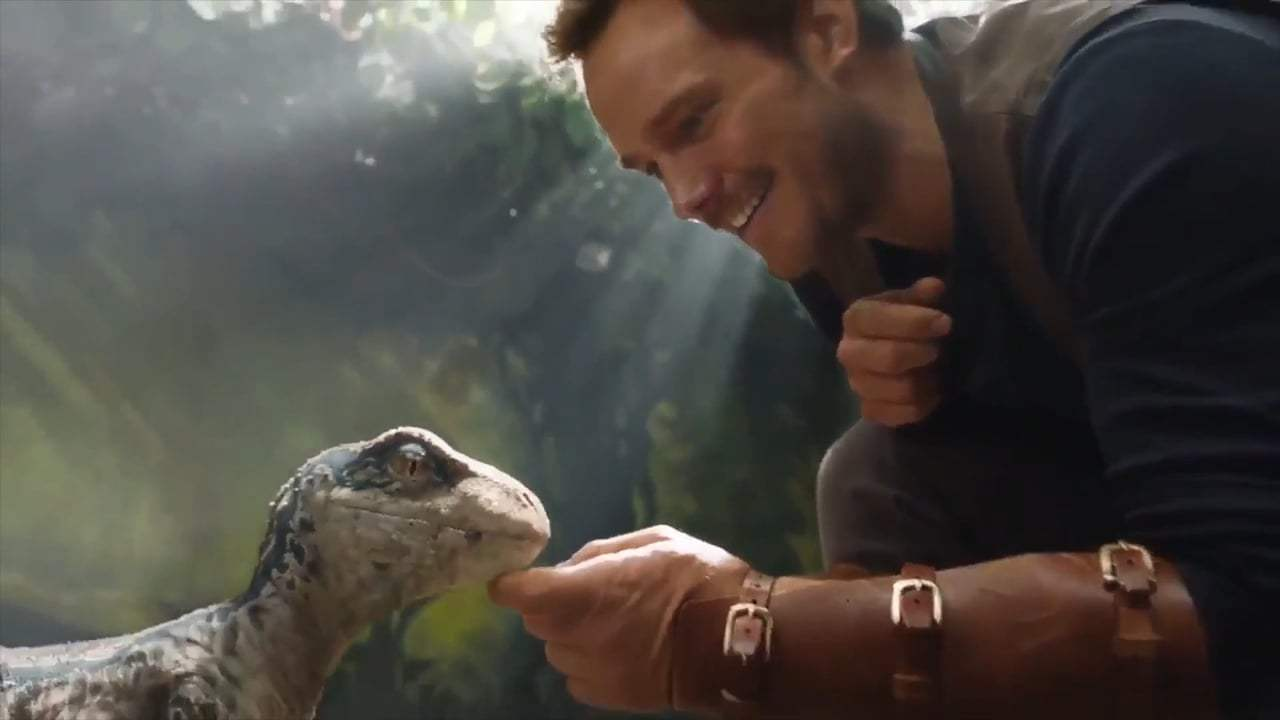 Jurassic World: Fallen Kingdom Tease (2018) Screen Capture #3
