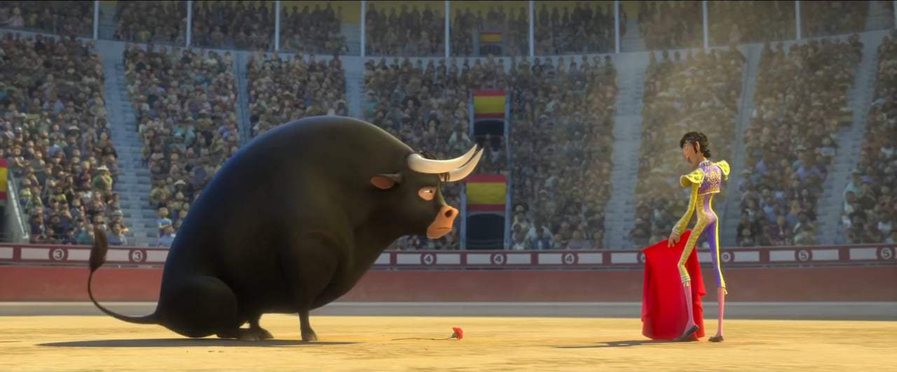Ferdinand TV Spot - Two Friends (2017) Screen Capture #3