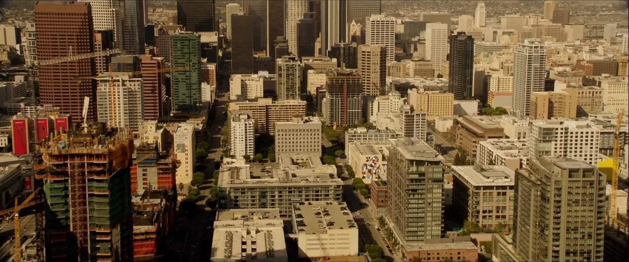 Den of Thieves (2018) - Federal Reserve Screen Capture #2