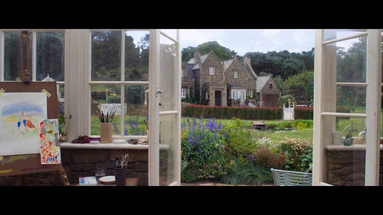 Peter Rabbit Featurette - Beatrix Potter (2018) Screen Capture #2