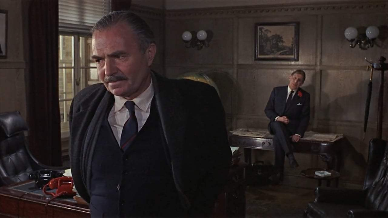 The Deadly Affair (1966) - Suicide Screen Capture #2