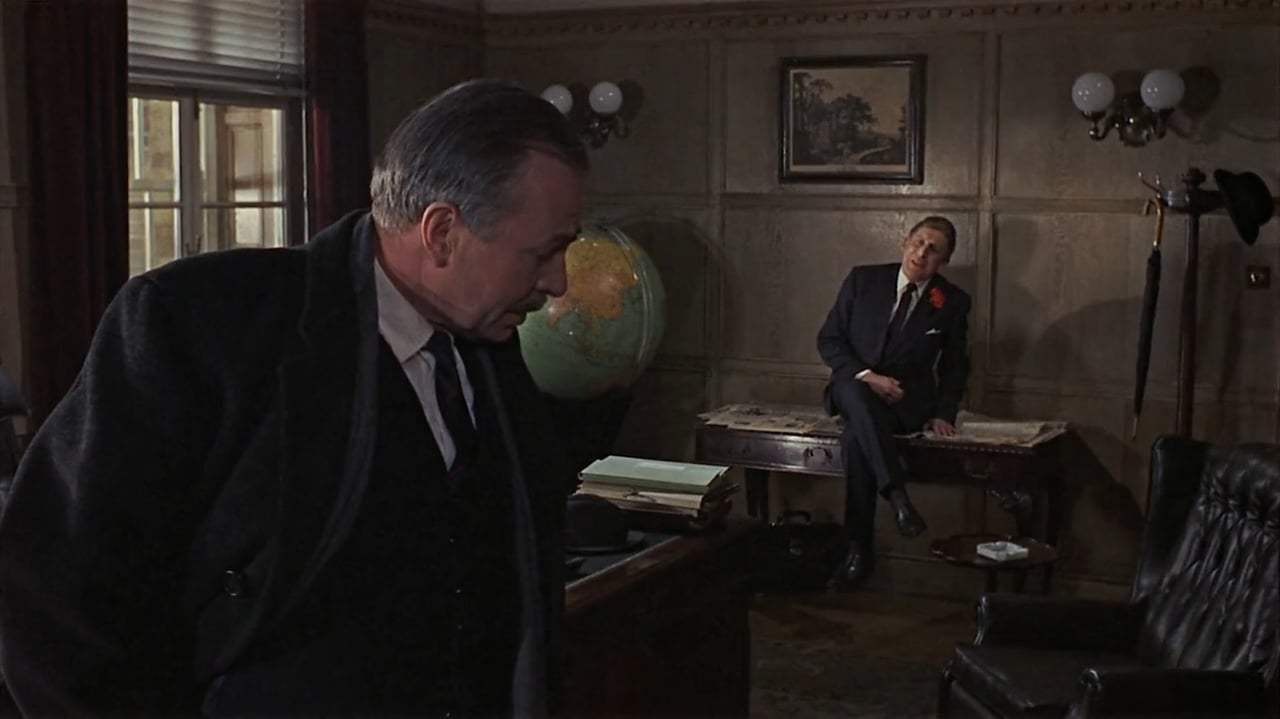 The Deadly Affair (1966) - Suicide Screen Capture #3