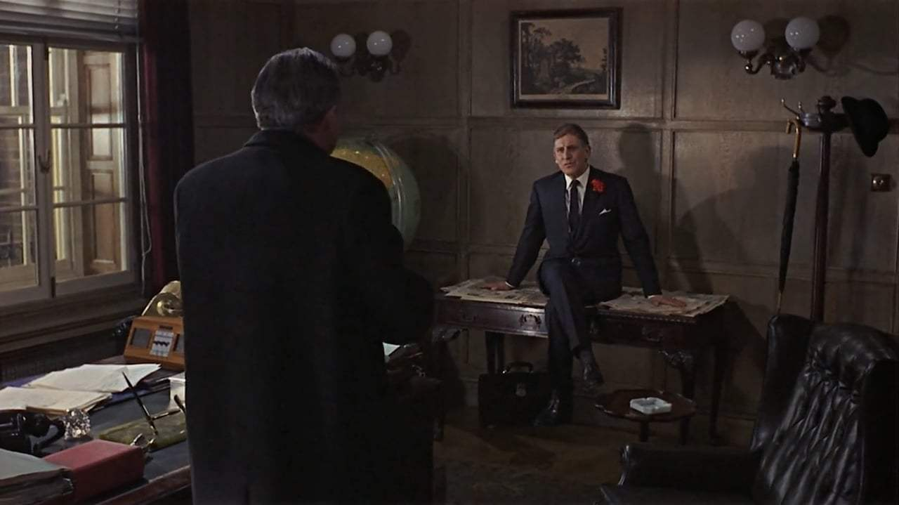 The Deadly Affair (1966) - Suicide Screen Capture #4