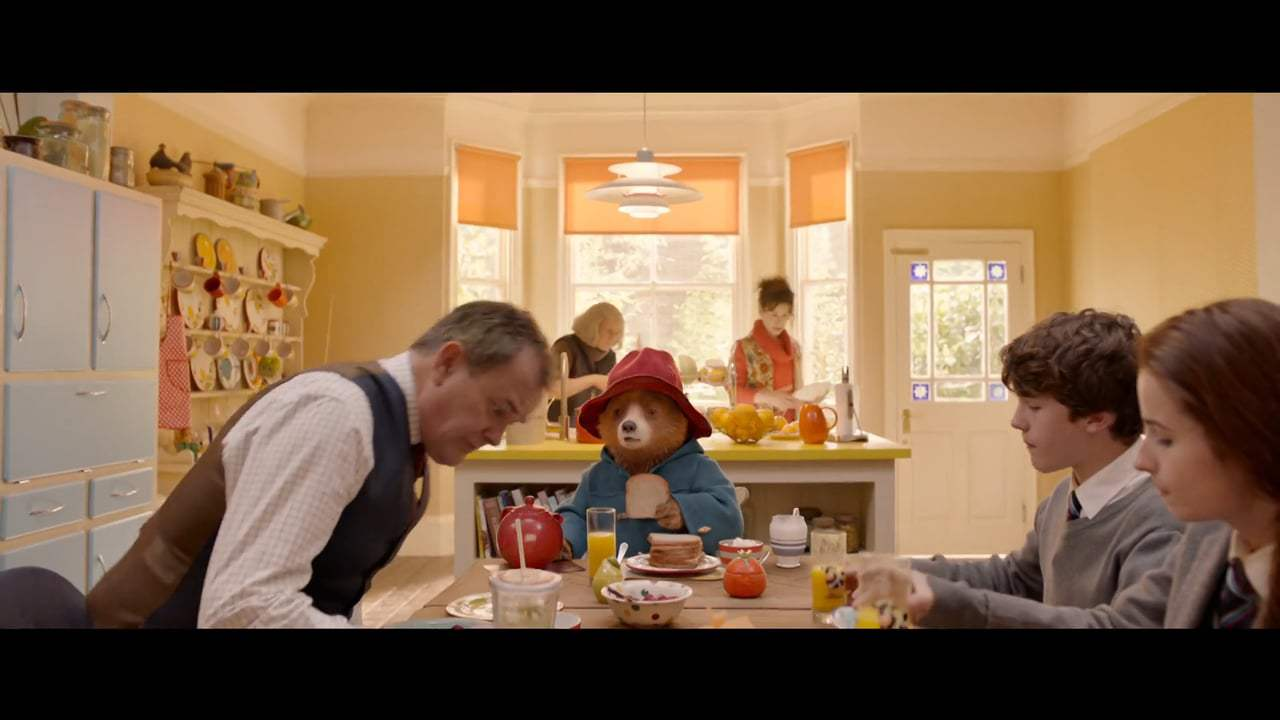 Paddington 2 Theatrical Trailer (2018) Screen Capture #1