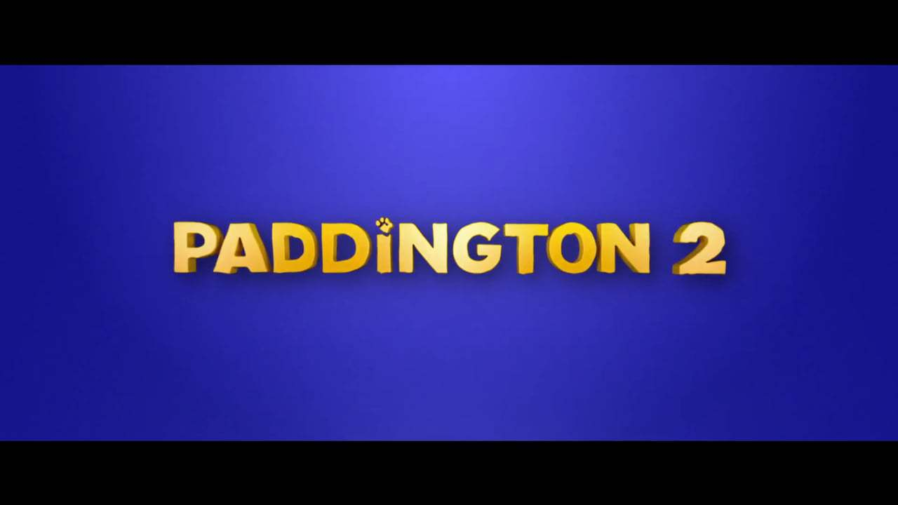 Paddington 2 Theatrical Trailer (2018) Screen Capture #4