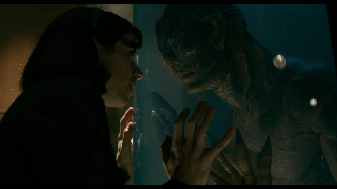 The Shape of Water TV Spot - Tale of Love (2017) Screen Capture #1